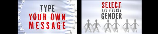 Community Awareness Campaign - Human Chain Intro - 2