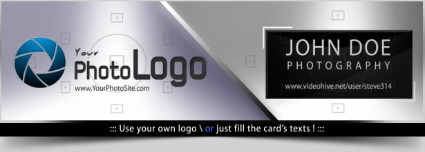 Photographers Logo - 1